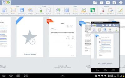 تطبيق WPS Office, قراءة و تعديل الملفات النّصّية للاندرويد, تحميل برنامج تشغيل ملفات الاوفيس, أداة ستمكنك من الإطلاع على الملفات المكتوبة, برنامج WPS Office كامل بالتفعيل أحدث إصدار بديل مايكروسوفت أوفيس