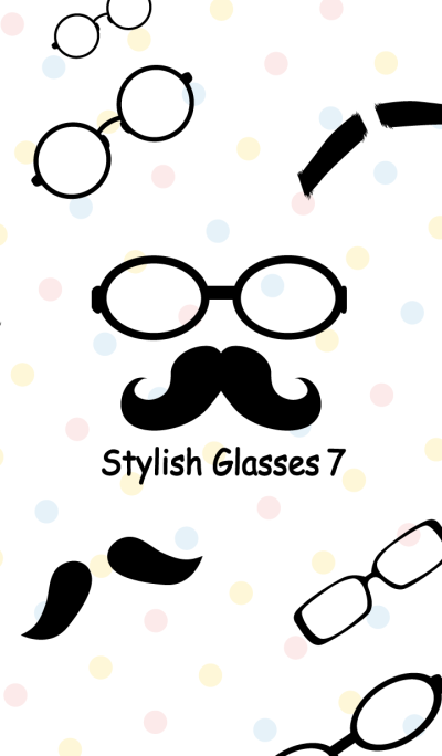 Stylish glasses7