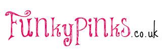 FunkyPinks Website - St Patrick's Day Section