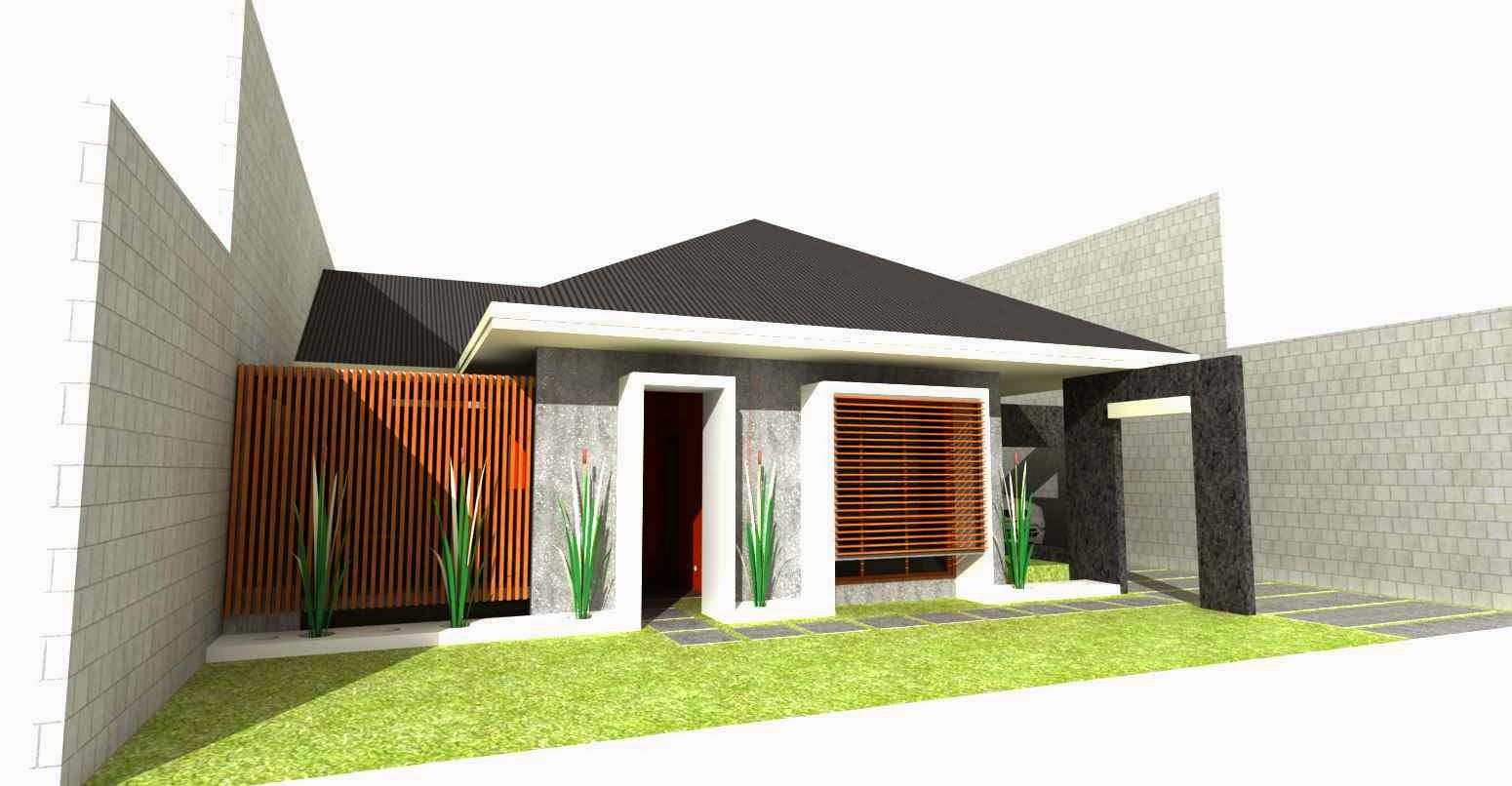 10 Gambar Rumah Minimalis 1 Lantai  Modern Rumah