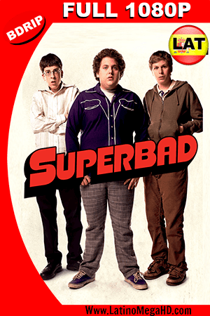 Superbad (2007) Latino FULL HD BDRIP 1080P ()