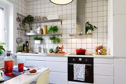 Tips Penyimpanan di Dapur Kecil Agar Terlihat Rapi