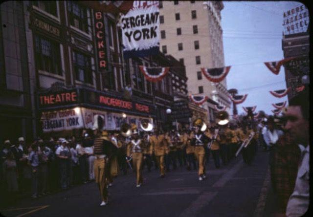 Sergeant York premiere in Nashville 18 September 1941 worldwartwo.filminspector.com