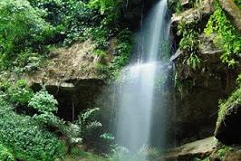 Keindahan Alam Yang Tersembunyi Air Terjun (Tensaran) Reje Ilang