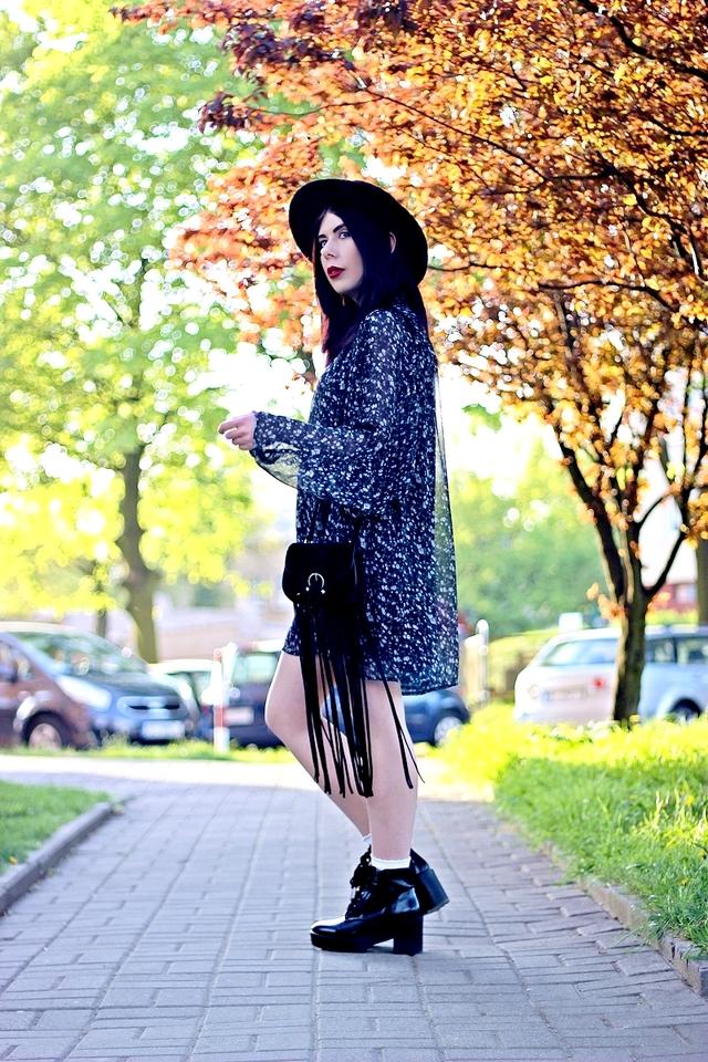 styl boho blog modowy