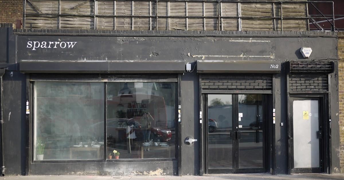 Sparrow London Restaurant