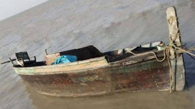 Pakistani boat found in Kutch in Gujarat