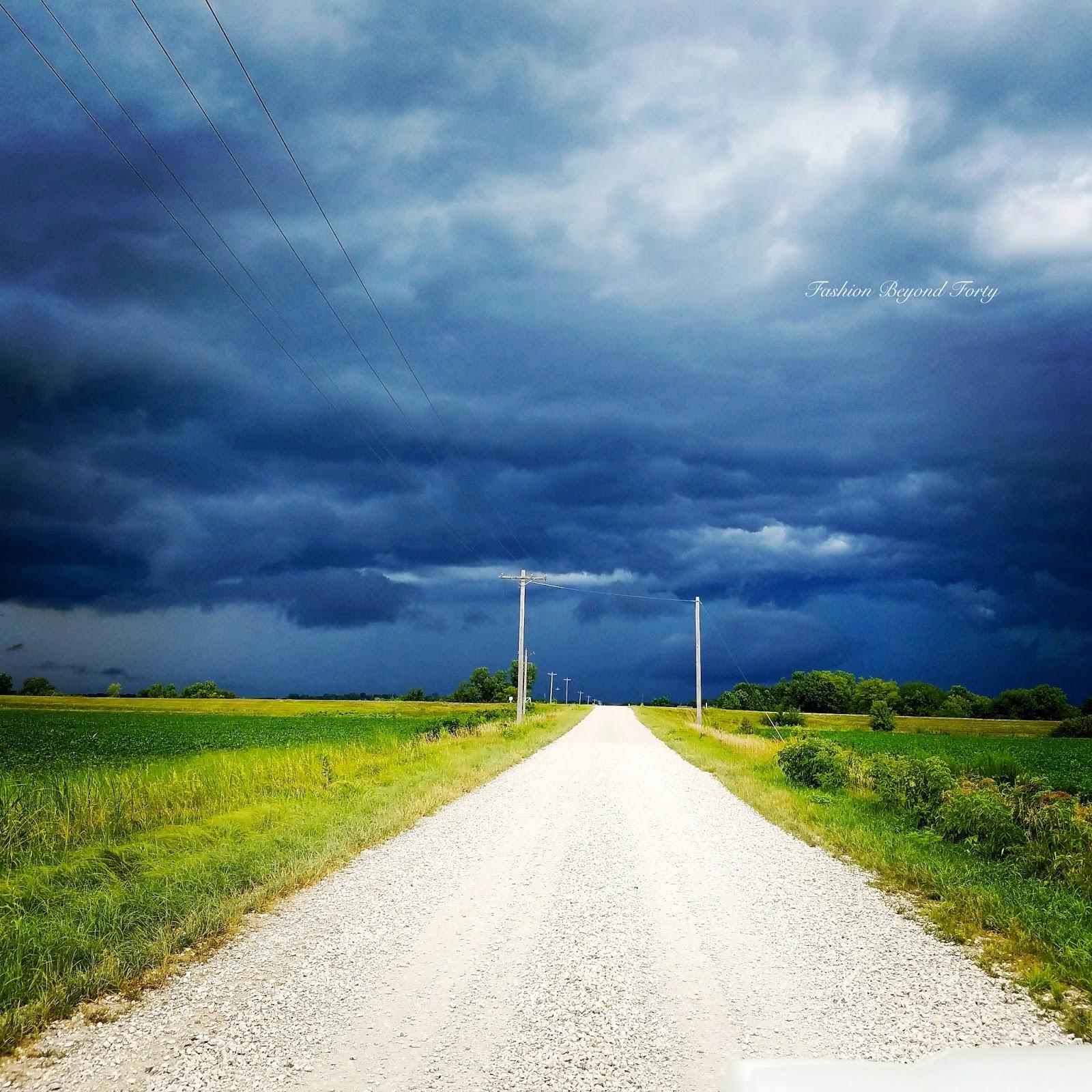 Gorgeous Stormy Sky