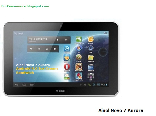 Ainol Novo 7 Aurora tablet review