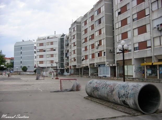 Zadar, quartiere popolare