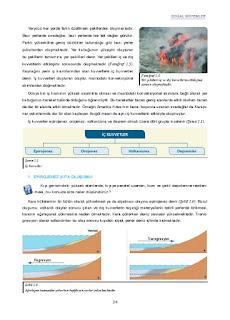 10. Sınıf Coğrafya Ders Kitabı Cevapları Gün Yayınları Sayfa 24