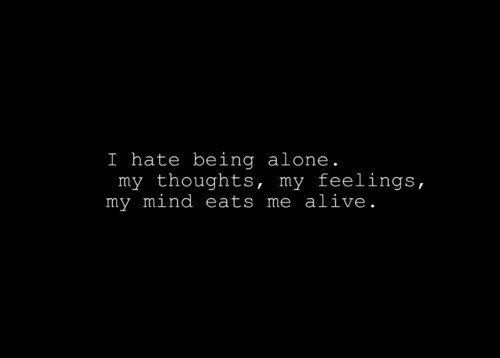 sad alone quotes tumblr - photo #6