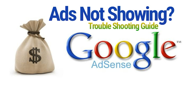 how to fix adsense blank ads issue for an approve google adsense account