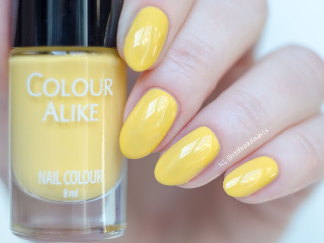 Colour Alike Meadowlark alike swatch