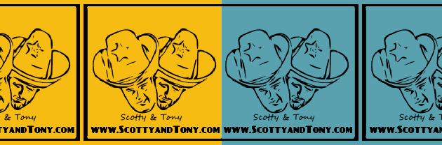 Scotty and Tony
