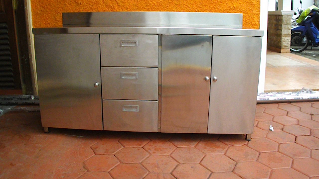 Jual Cabinet Stainless Steel