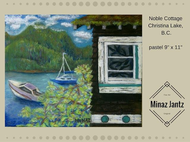 Noble Cottage by Minaz Jantz