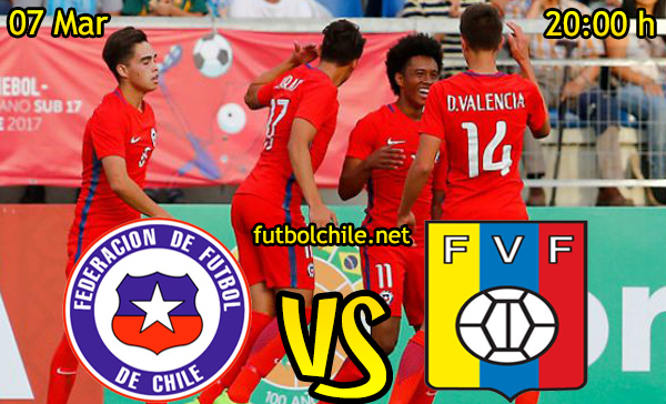 Ver stream hd youtube facebook movil android ios iphone table ipad windows mac linux resultado en vivo, online: Chile vs Venezuela
