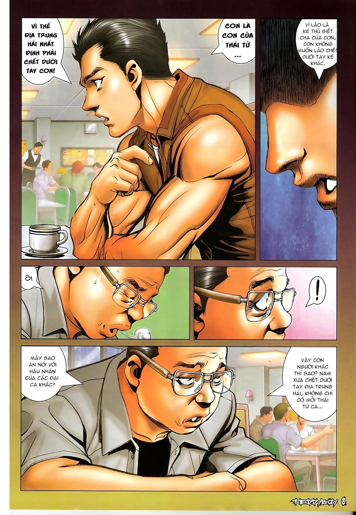 Người Trong Giang Hồ - Chapter 1319: Con trai Sinh Phiên - Pic 7