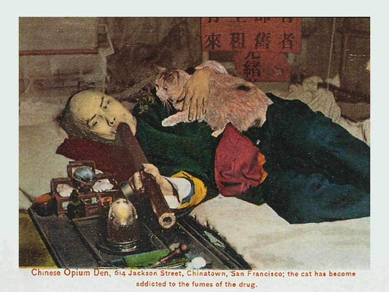Os Paraísos Artifíciais e outros sítios: Brassai ~ Opium