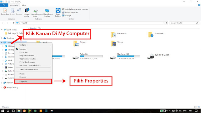 Cara Mempercepat Kinerja Komputer/Laptop Terbukti 100% Ampuh
