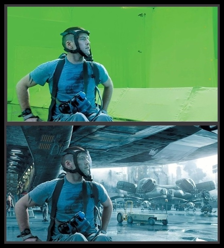 Avatar Film Cast: Before And After VFX Effects In Movies
