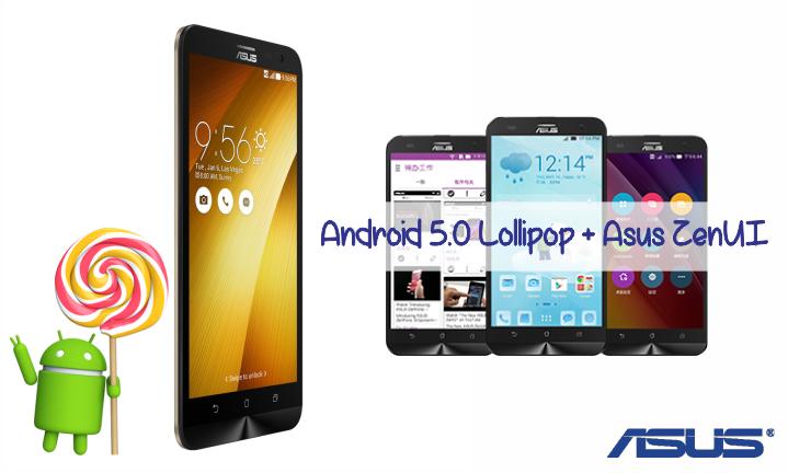 Asus Zenfone 2 Laser 6.0 ZE601KL, Smartphone 6 Inci dengan Resolusi Full HD Performa Octa-Core