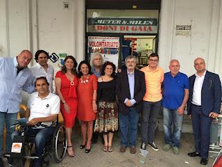 INCONTRO POLITICHE GIOVANILI PROMOSSO DA METER & MILES