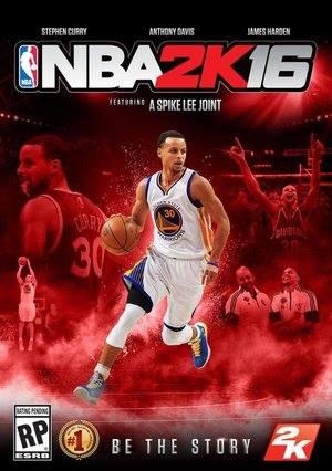 NBA 2K16 Game Free Download