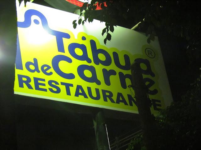 Restaurant Tábua de Carne Natal Brasil