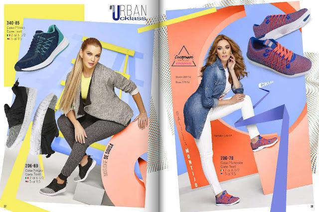 Zapatos urban cklass catalogo  otoño-invierno 2016