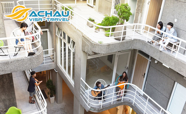 top 10 hostel gia re o dai bac 6