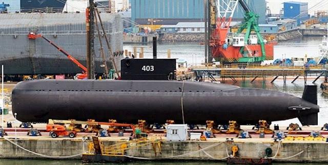 Bangun Armada Kapal Selam, RI Pelajari Teknologi dari Korsel dan Prancis