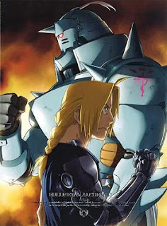 Anime Mirip Fullmetal Alchemist: Brotherhood