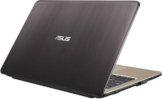 Asus APU Dual Core E1 back side