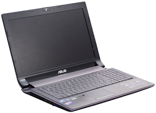 Asus N53Jq Notebook	Elantech Touchpad Windows 8 X64