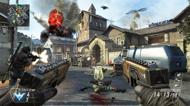 Call Of Duty Black Ops 2 For Pc download free