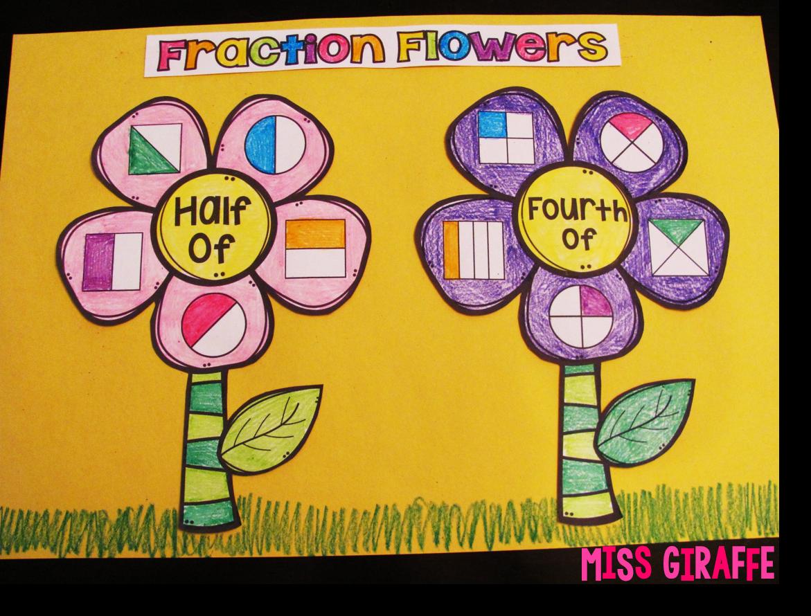Miss Giraffe's Class March 20