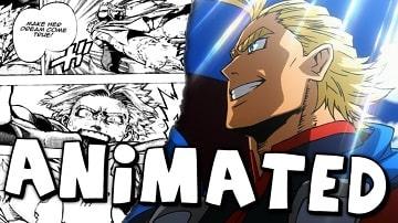 مشاهدة و تحميل الحلقة الخاصة من أنمي بوكو نو هيرو أكاديمي Boku no Hero Academia All Might Rising The Animation مترجمة أون لاين