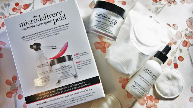 Philosophy Microdelivery Overnight Facial Peel