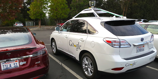 Race to Build the First Driverless Cars, Silicon Valley is Winning
