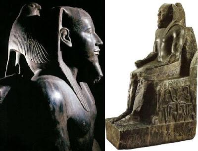 Estatua de Kefrén
