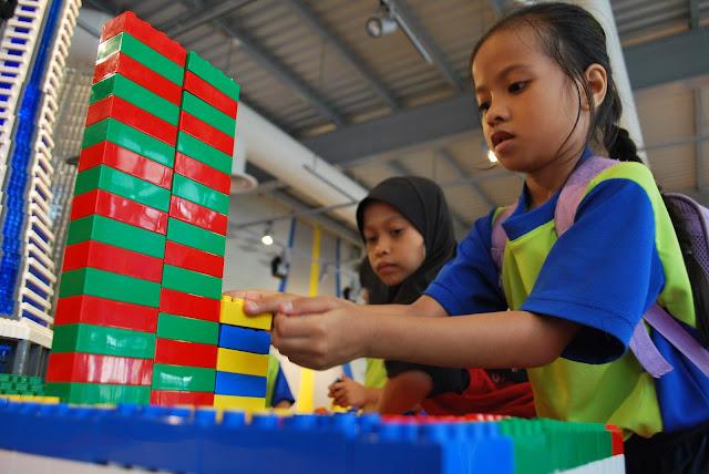 Malaysia Legoland Opening
