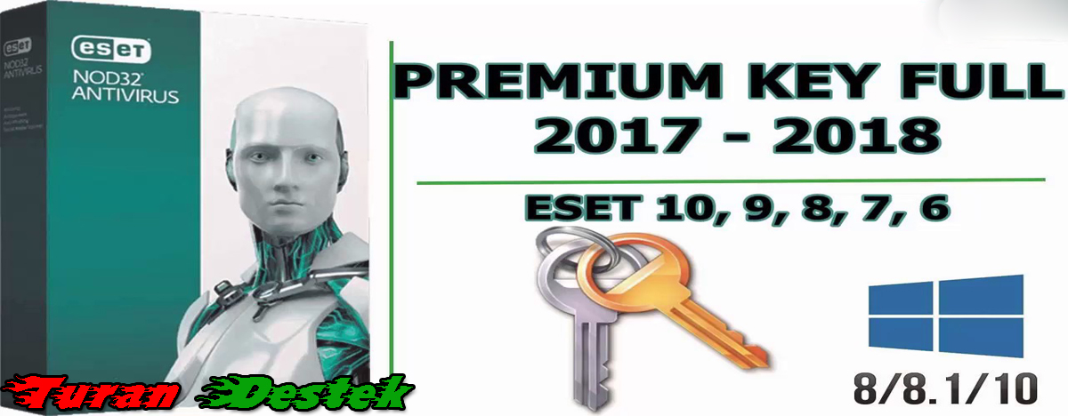 eset nod32 v10 activation key