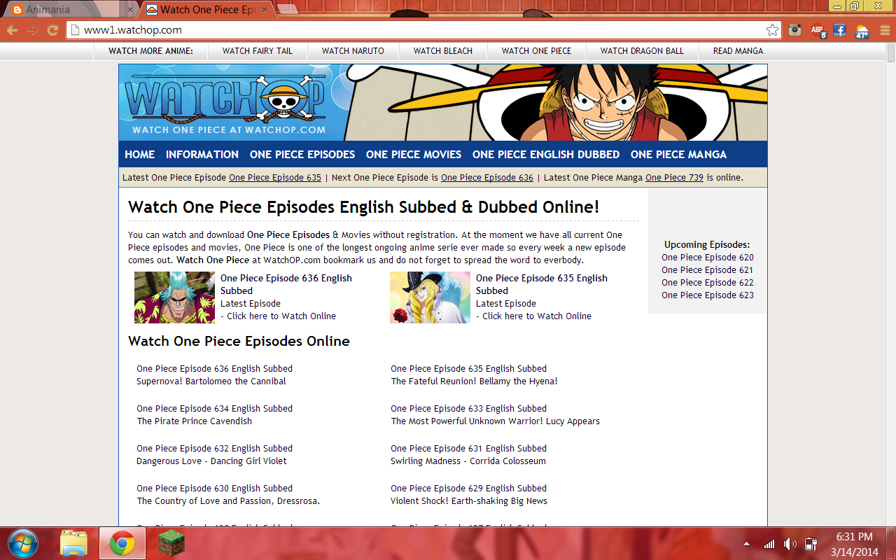 Animania: YYYYYYYYYYYYYYEEEEEEEEEEEEEEEAAAAAAAAAAAA, the day