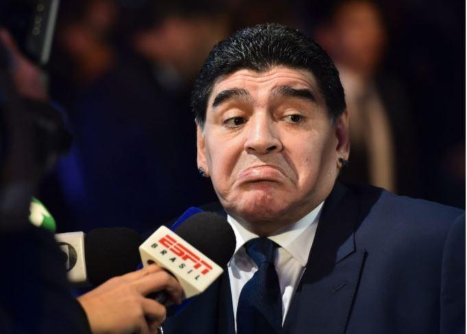 maradona - President Donald Trump Bans This Ex-Footballer From Entering US (See Reasons)