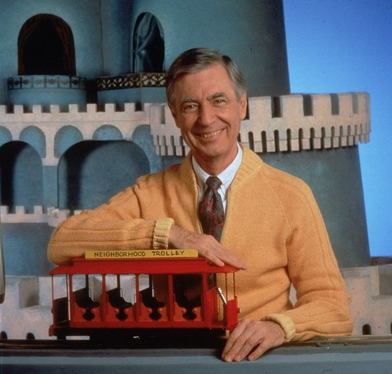 Database Biographies Famous People American Educator Presbyterian Minister Songwriter Author And Television Host Fred Rogers