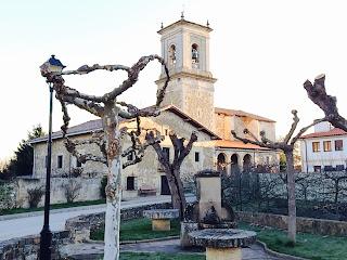 Agroturismo Arkaia. Iglesia. Vitoria - Gasteiz