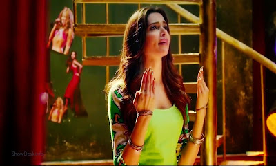 Deepika Padukone as Mohini in Happy New Year, Directed by Farah Khan