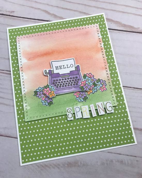 Hello by Vicki features My Type by Newton's Nook Designs; #newtonsnook